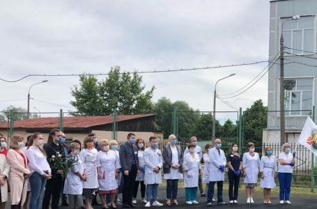"""МУК ЦКД """"Мечта"""" поздравляет медицинских работников с их профессиональным праздником!"""