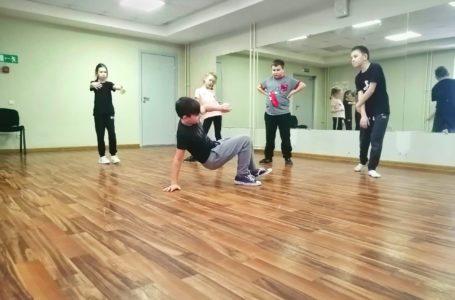 """Танцевальная студия """"Itareal Crew"""""""